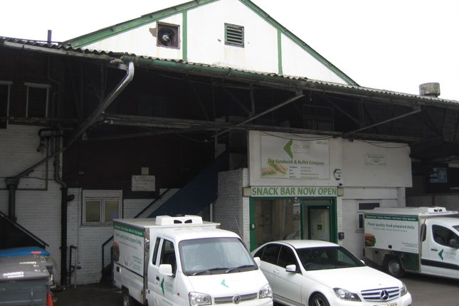 Thumbnail Warehouse for sale in Chadwell Heath Industrial Park, Dagenham