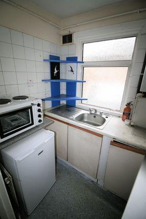 Thumbnail Studio to rent in West Green Road, Tottenham