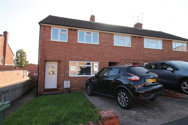 Thumbnail Terraced house for sale in Harport Road, Greenlands, Redditch, Redditch
