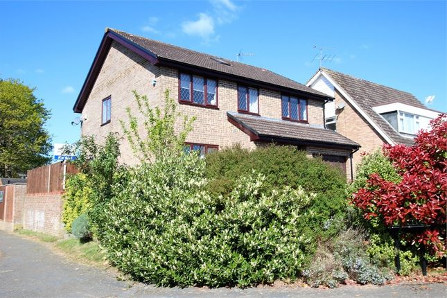 Thumbnail Detached house for sale in Ash Close, Crawley Down, West Sussex