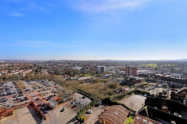 Thumbnail Flat to rent in Premier House, Station Road, Edgware