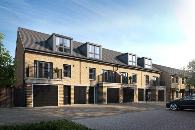 Thumbnail End terrace house for sale in Millfields, Mill Green Road, Hackbridge