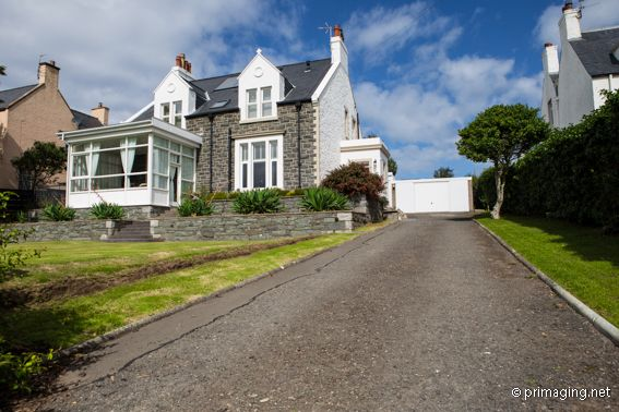 Thumbnail Detached house for sale in Meldrum, Heugh Road, Portpatrick