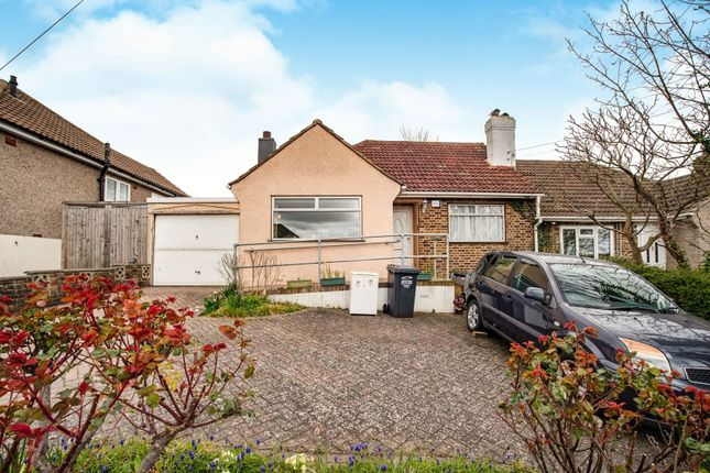 2 Bedroom Semi Detached Bungalow For In Hill View Road Longfield