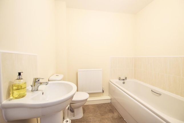 Bathroom of Swindell Close, Mapperley, Nottingham NG3