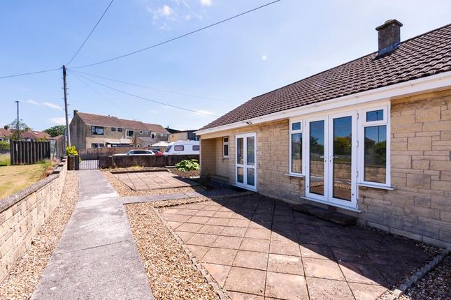 Thumbnail Bungalow for sale in Frome Road, Odd Down, Bath