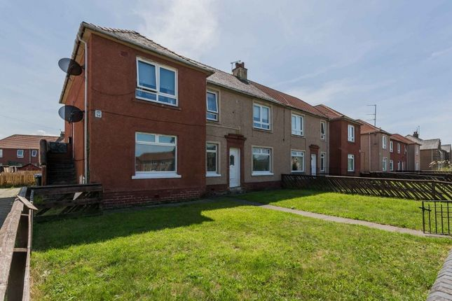 Thumbnail Flat for sale in Merryvale Road, Irvine, North Ayrshire