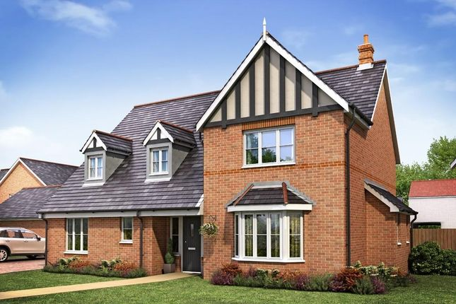 4 bed detached house for sale in Bosworth Way, Leicester Forest East, Leicester