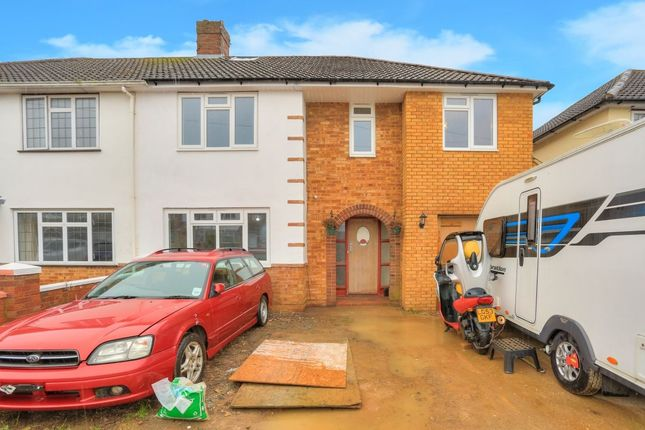 Thumbnail Semi-detached house for sale in Cuckmans Drive, St. Albans