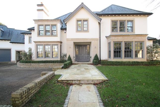 Thumbnail Detached house to rent in Castle Hill, Prestbury, Macclesfield