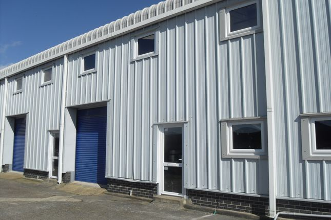 Thumbnail Light industrial to let in Prospect Road, Cowes
