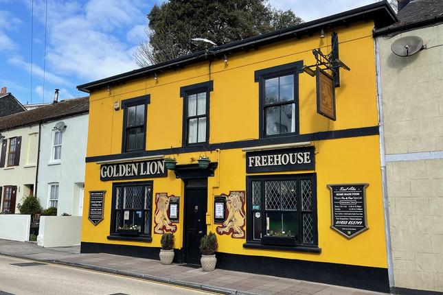 Thumbnail Restaurant/cafe for sale in South Devon Fishing Port Freehouse TQ5, Devon
