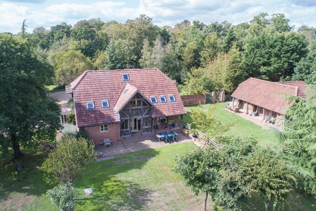 Thumbnail Detached house for sale in Ossemsley, Christchurch