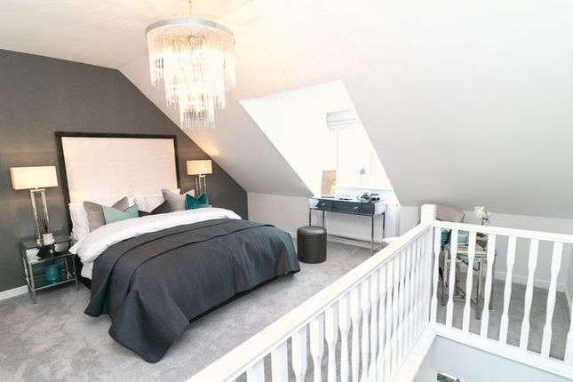 Bedroom One of Oakwood Gardens, Middlesbrough TS6