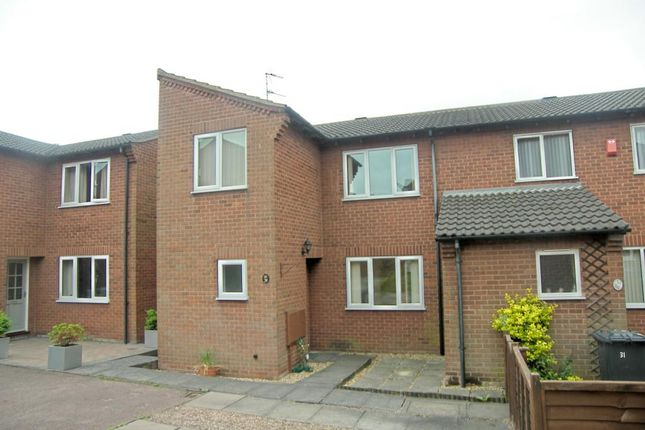 Thumbnail 3 bed semi-detached house to rent in Church Mews, Spondon, Derby