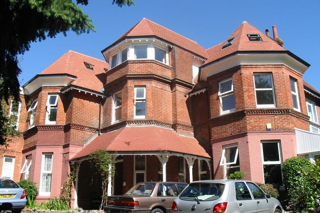 Thumbnail Flat to rent in Meyrick Park Crescent, Bournemouth