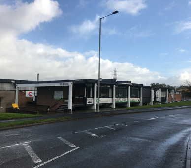 Thumbnail Office to let in Suite 12 Celtic Trade Park, Bruce Road, Swansea