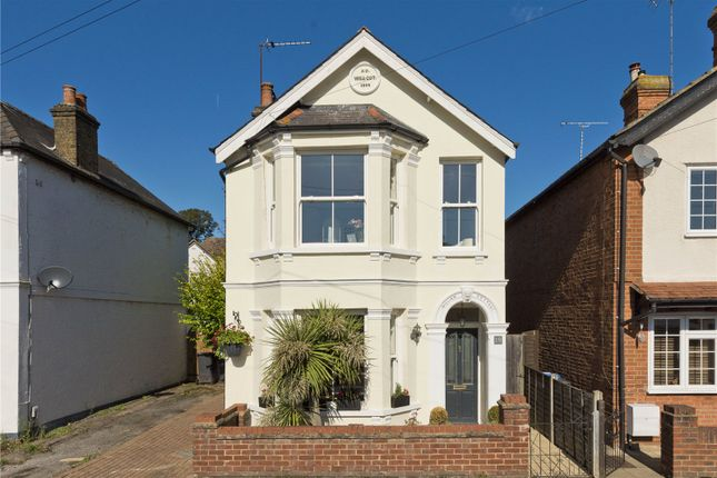 Detached house for sale in Pear Tree Road, Addlestone, Surrey