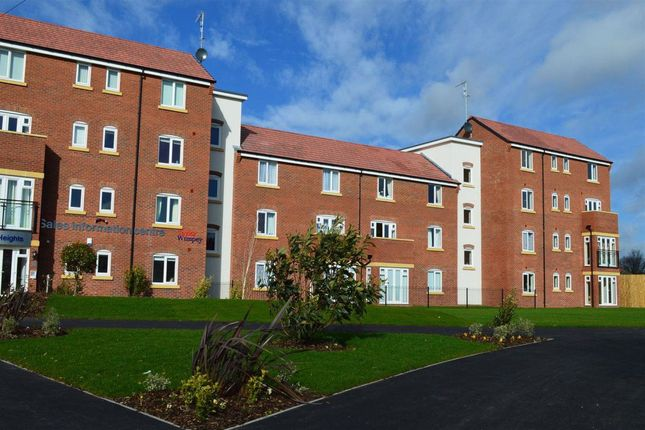 Thumbnail Flat to rent in Signals Drive, New Stoke Village, Coventry
