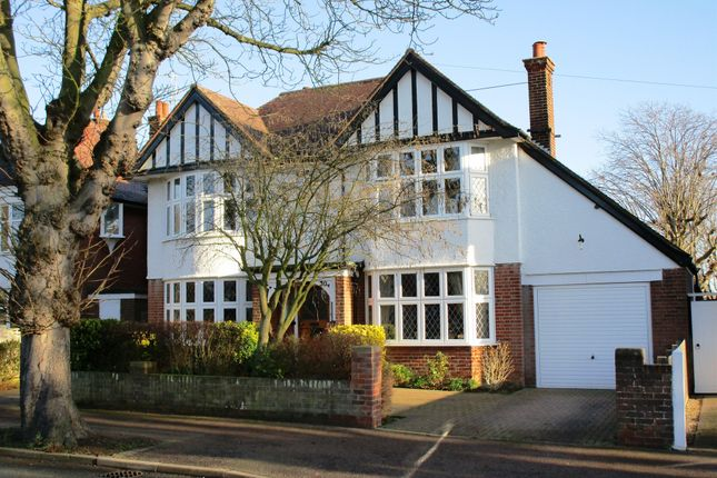 Thumbnail Detached house for sale in Beatrice Avenue, Felixstowe