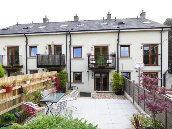 Thumbnail Terraced house for sale in Burnley Road, Cliviger, Burnley, Lancashire