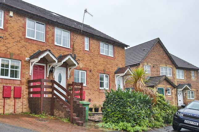 Thumbnail Detached house for sale in The Ridings, Aberdare