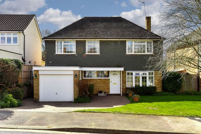 Thumbnail Detached house for sale in Cumbrae Gardens, Long Ditton, Surbiton