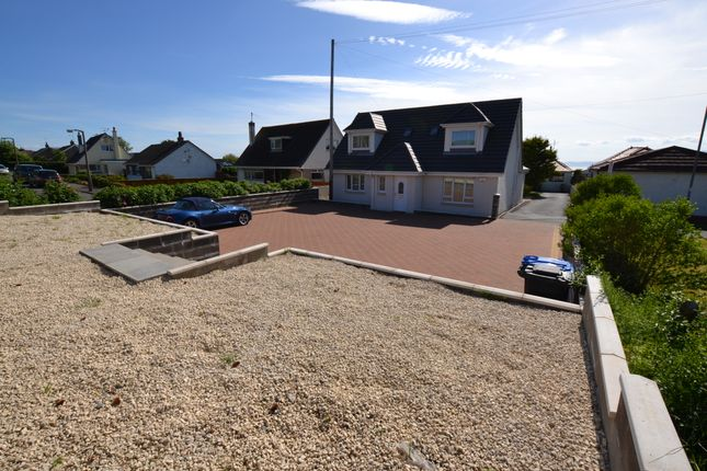 Thumbnail Detached house for sale in Ardrossan Road, Seamill