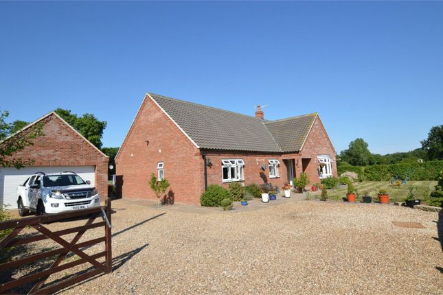 Thumbnail Detached bungalow for sale in 32 Richmond Place, Lyng, Norwich, Norfolk