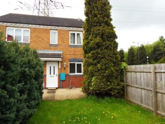 Thumbnail Semi-detached house for sale in Rochester Croft, Walsall, West Midlands