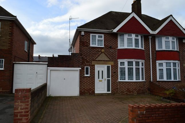 Thumbnail Semi-detached house for sale in Bankfield Road, Tipton