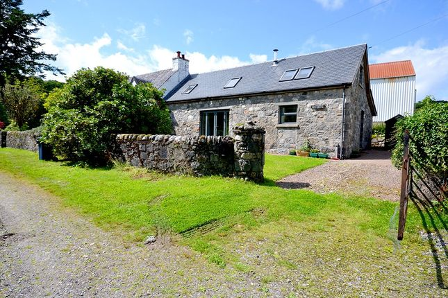 Thumbnail Barn conversion for sale in Airds Bay, Taynuilt