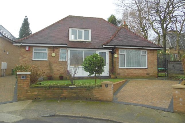 Thumbnail Detached bungalow for sale in Oakwell Drive, Salford