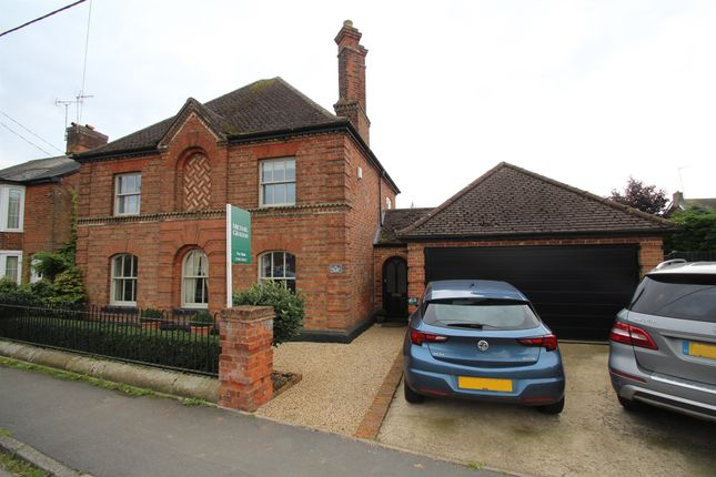 Thumbnail Detached house for sale in Winslow Road, Wingrave, Aylesbury