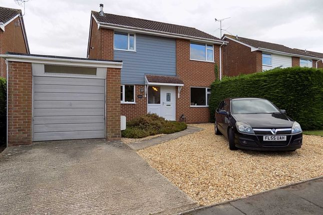 3 bed detached house for sale in Druids Walk, Chard