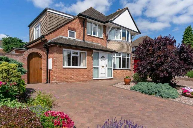 Thumbnail Detached house for sale in Ellesmere Drive, Shrewsbury