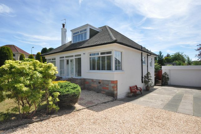 Thumbnail Detached bungalow for sale in Breadie Drive, Milngavie, East Dunbartonshire