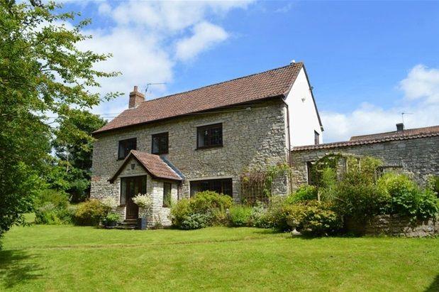 Detached house for sale in Norton Malreward, Near Bristol