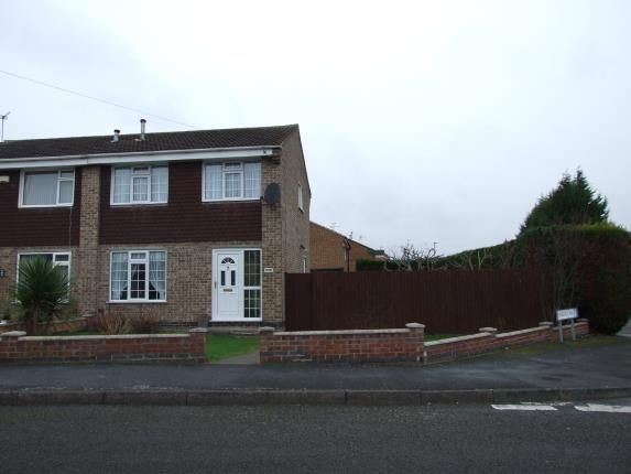 Thumbnail Semi-detached house for sale in Braddon Road, Loughborough, Leicestershire