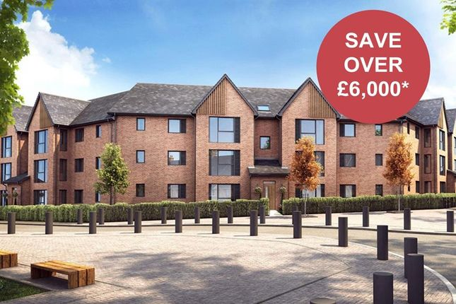 """Thumbnail Flat for sale in """"Enderby 1"""" at Beggars Lane, Leicester Forest East, Leicester"""