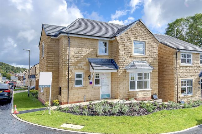 Thumbnail Detached house for sale in Ward Way, Dale Moor View, Rawtenstall, Rossendale