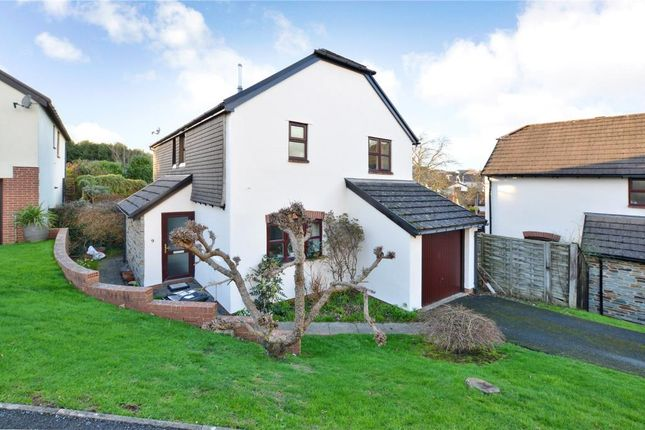 Thumbnail Detached house for sale in Larksmead Way, Ogwell, Newton Abbot, Devon