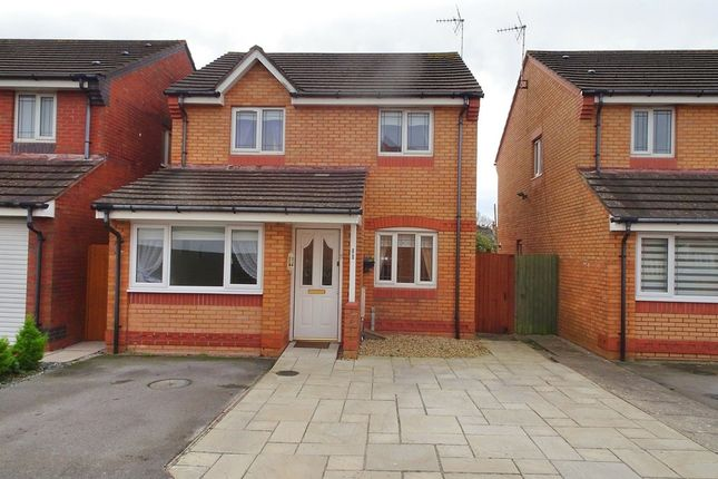 Thumbnail Detached house for sale in Parc Y Berllan, Porthcawl
