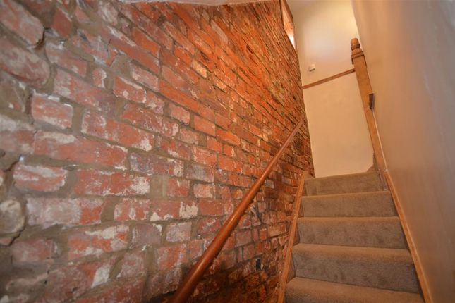 Stairway of School Road, Lessingham, Norwich NR12