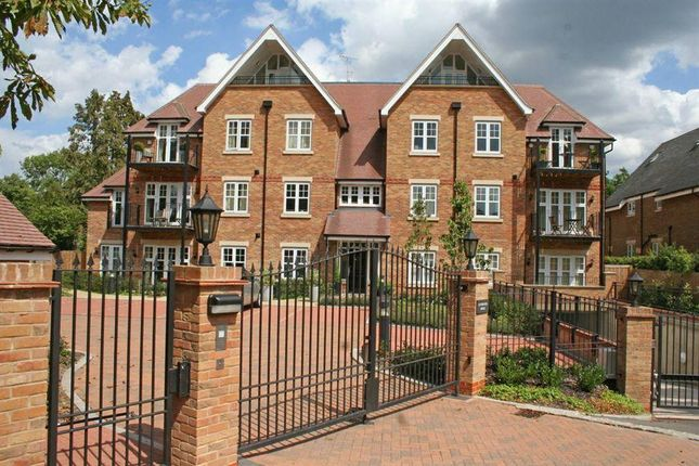 Thumbnail Flat for sale in Packhorse Road, Gerrards Cross