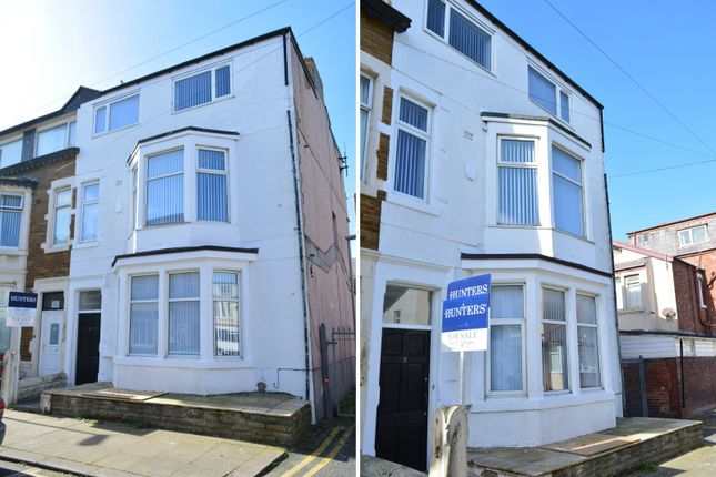 Thumbnail Property to rent in Windsor Avenue, Blackpool