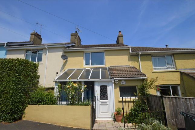 Thumbnail Terraced house for sale in Elm Bank, Buckfastleigh, Devon