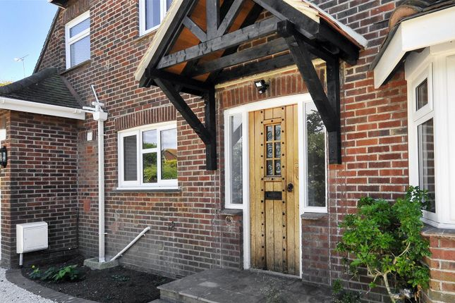 Porch of Courtlands Way, Worthing BN11