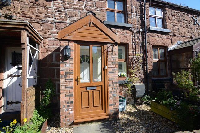 Thumbnail Cottage to rent in Poplar Weint, Neston