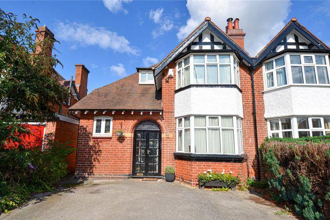 3 bed semi-detached house for sale in Tenbury Road, Birmingham B14